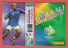 France Jean-Alain Boumsong Newcastle United 32 2006